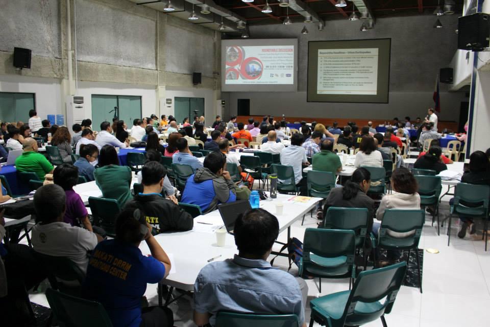 Earthquakes and Megacities Initiative (EMI) » EMI hosts ...