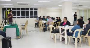 OML training session